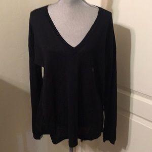 NWT Merino Lane Bryant Black Sweater 18/20